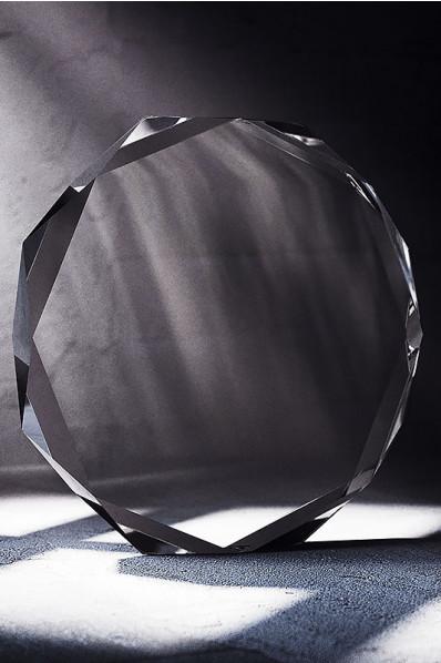 Statuetka kryształowa