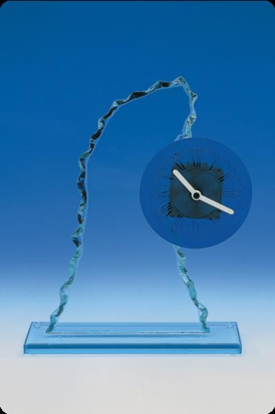Plakietka zegar