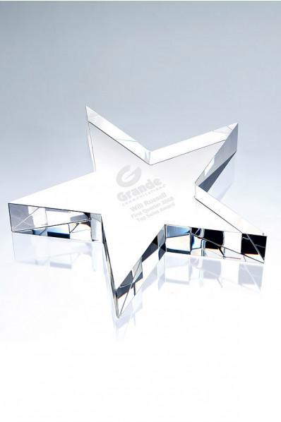 Gwiazda przycisk papieru