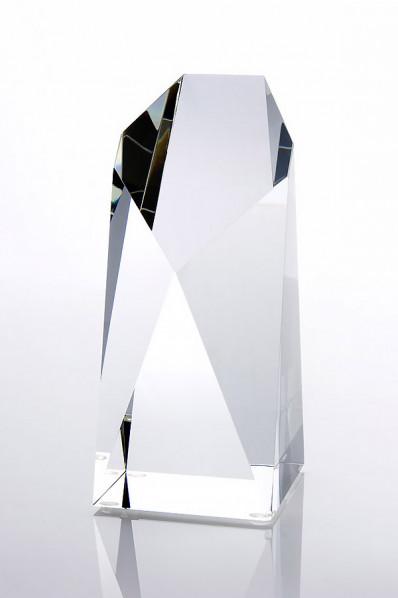Asymetryczna bryła kryształowa