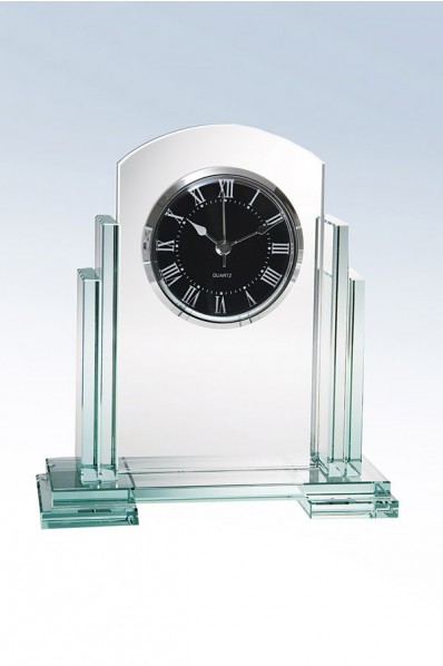 Zegar w szkle