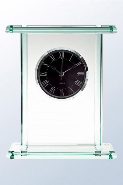 Szklany zegar