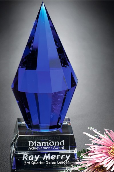 Niebieski diament