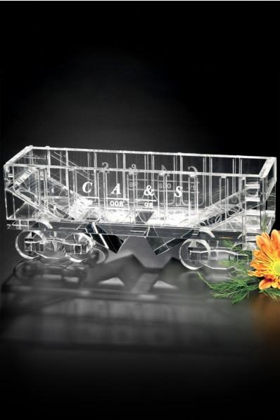 Szklany wagon