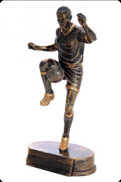 Żonglujący zawodnik