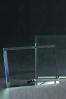 Plakietka na szklane zdjęcia prostokątna